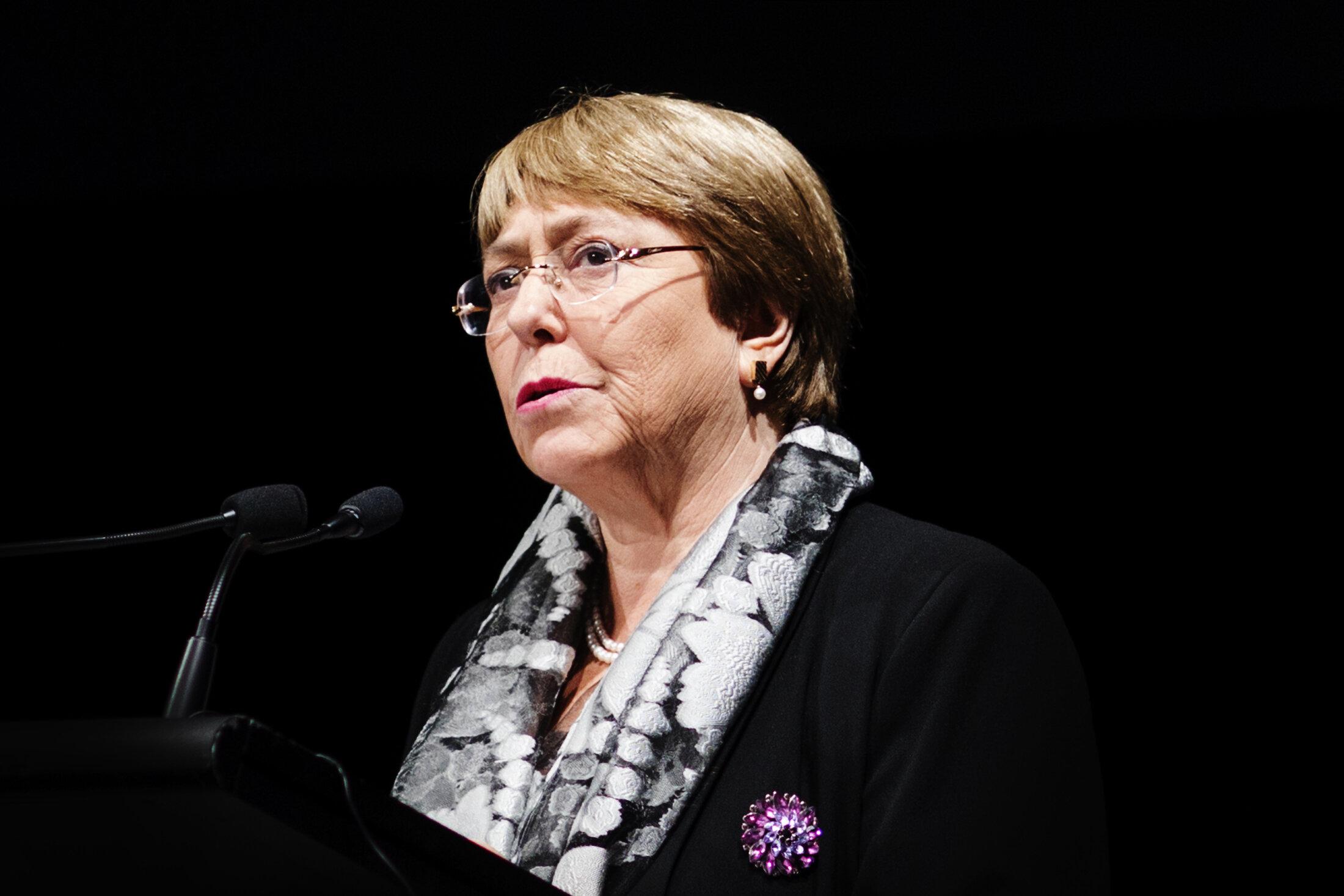 Michelle Bachelet Whitlam Oration