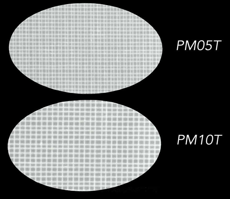 UK Sailmakers Tape-Drive Silver materials PM05T and PM10T.