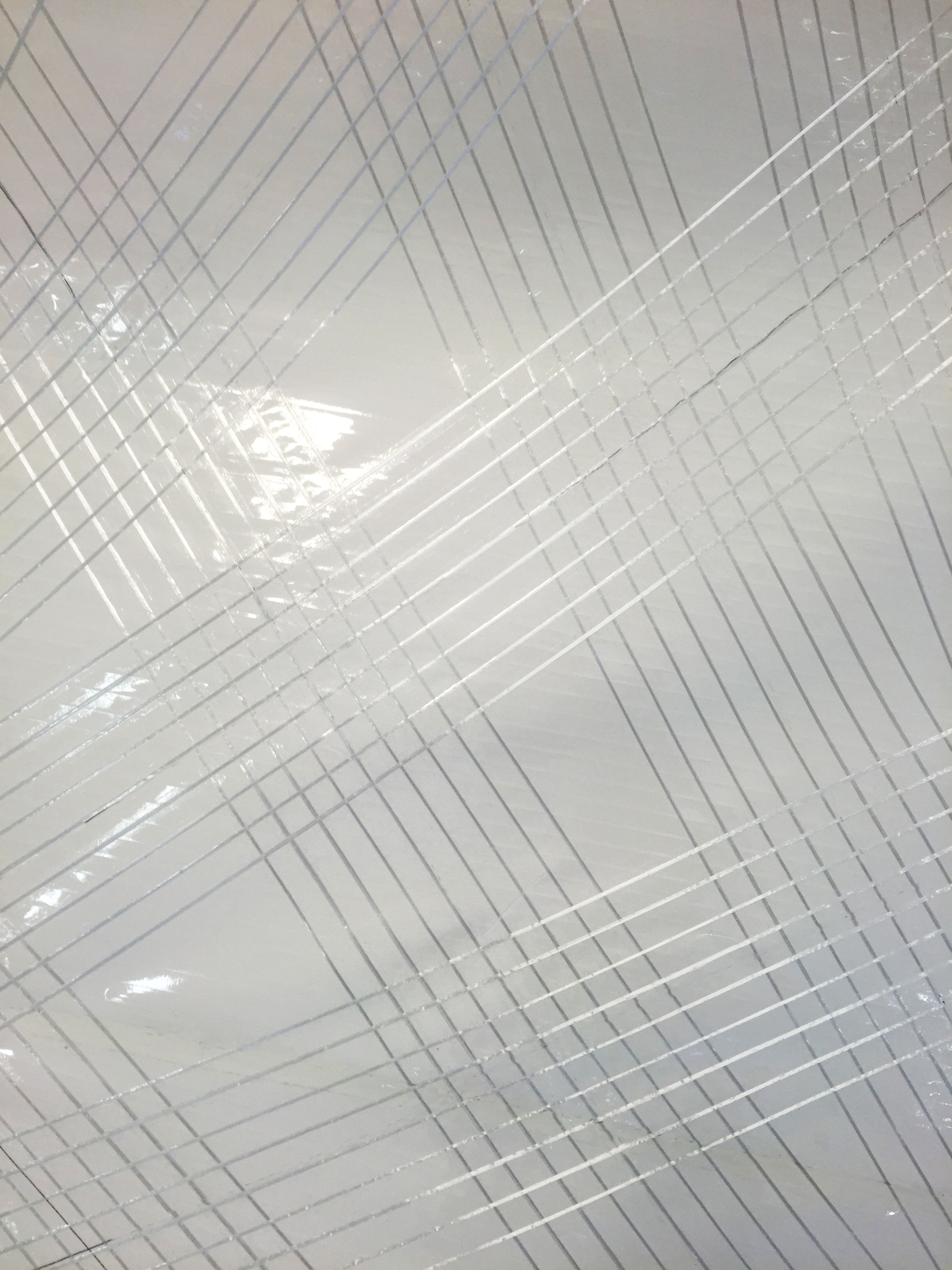 Close up image of an X-Drive Silver sail.