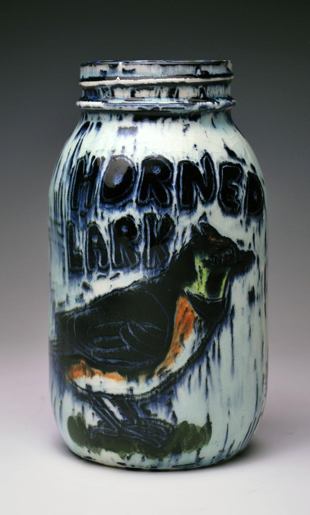 Horned Lark Copy