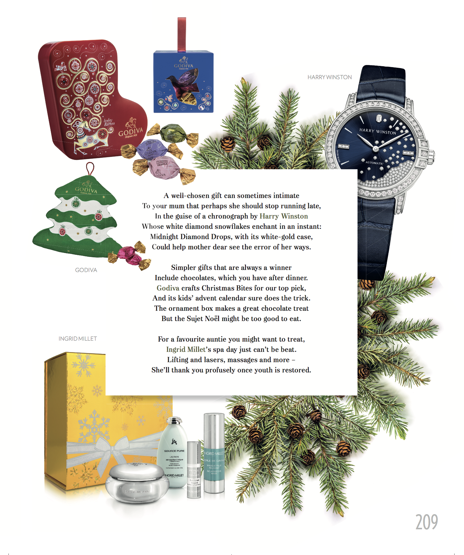 ZANETA CHENG - Christmas Gift Guide