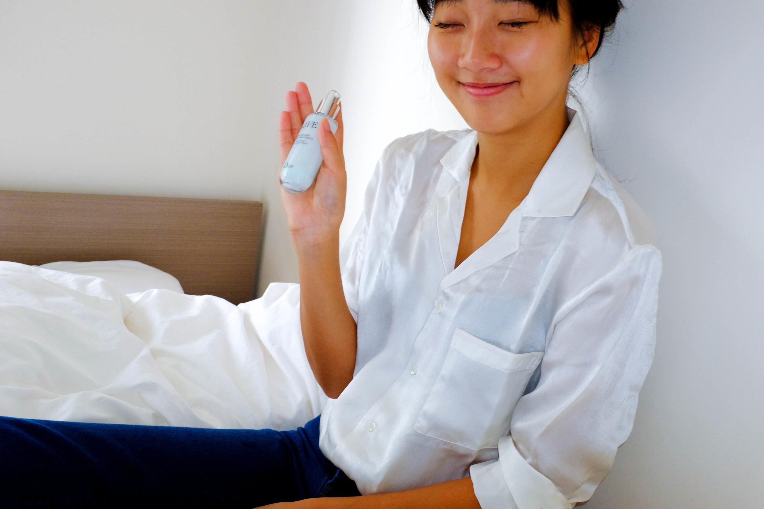 Zaneta Cheng Skincare Routine Serum