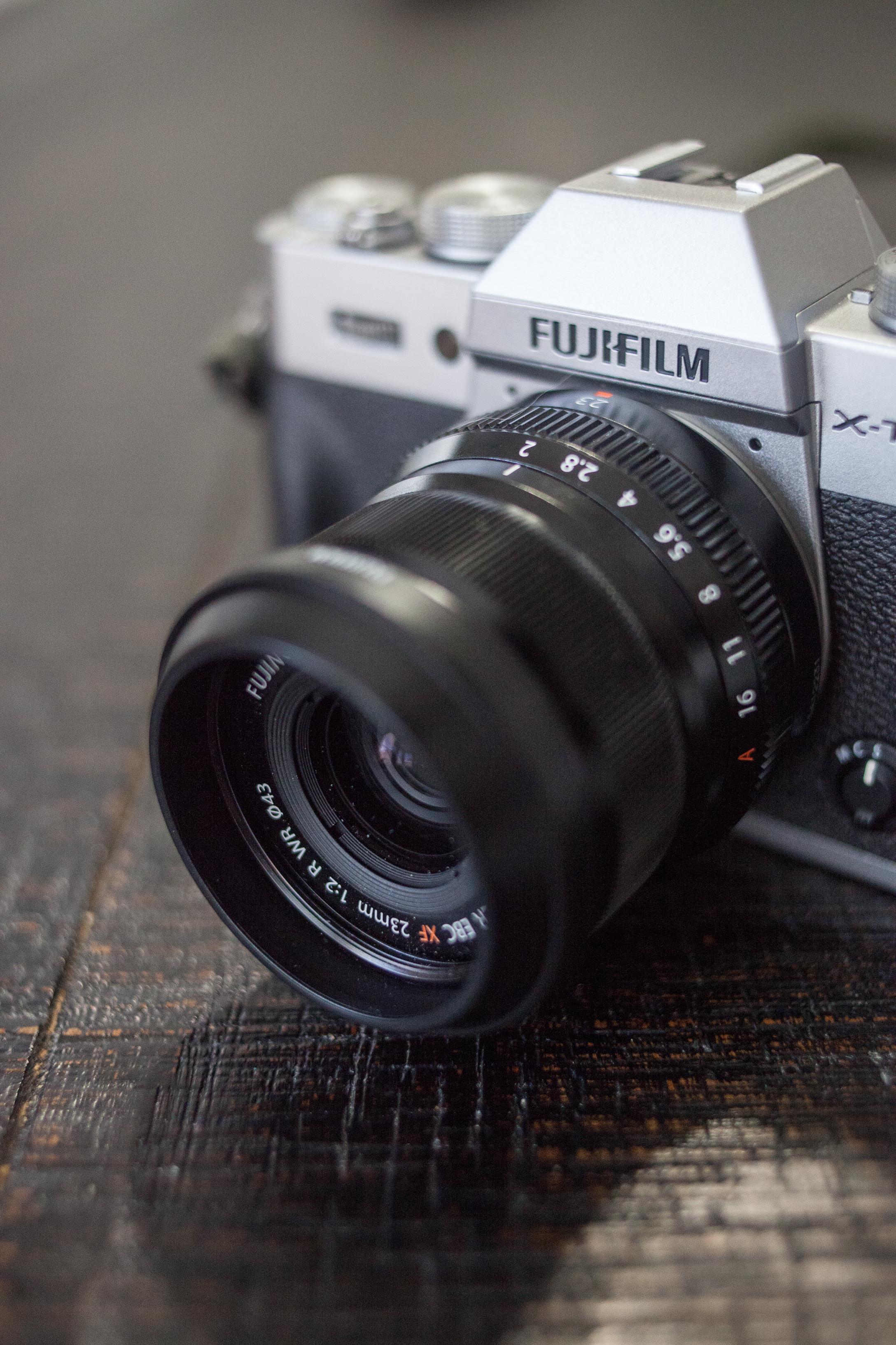 Fujinon 23mm F2.0 WR