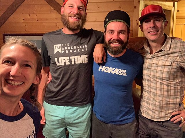 Leadville 100! Ready to rock. My crew game is strong ⚒🔥 #leadville100