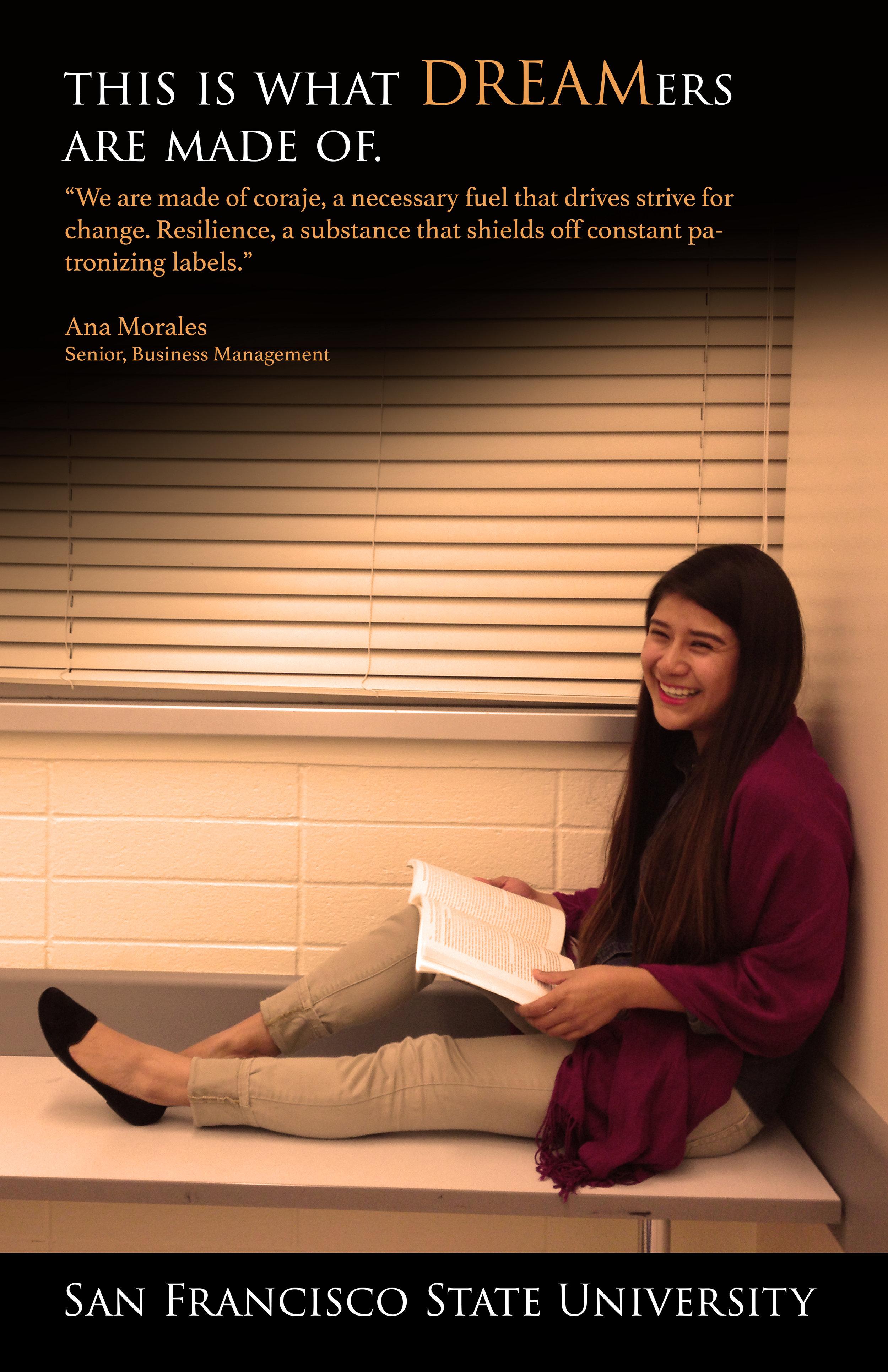 DDLAP Legal Assistant,  Ana Morales