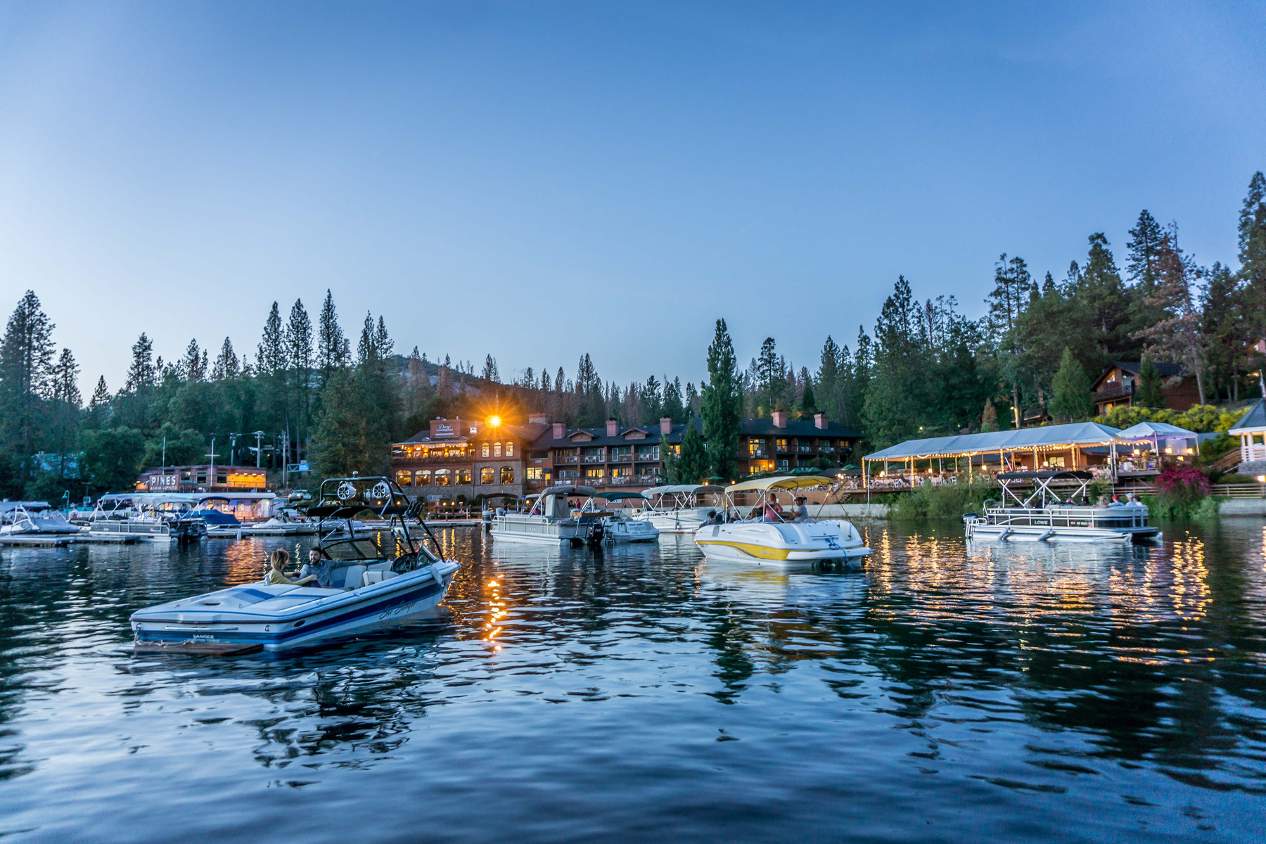 Bass Lake - Featured in Sunset Magazine