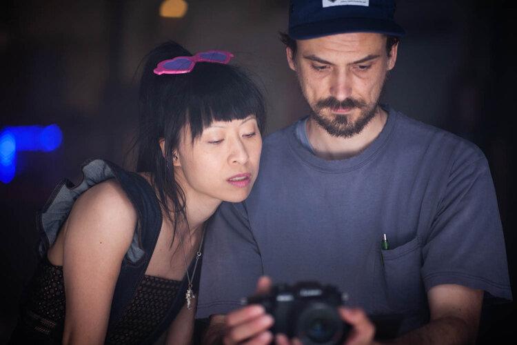 Fuchsia Lin and Stephen Kimbrell