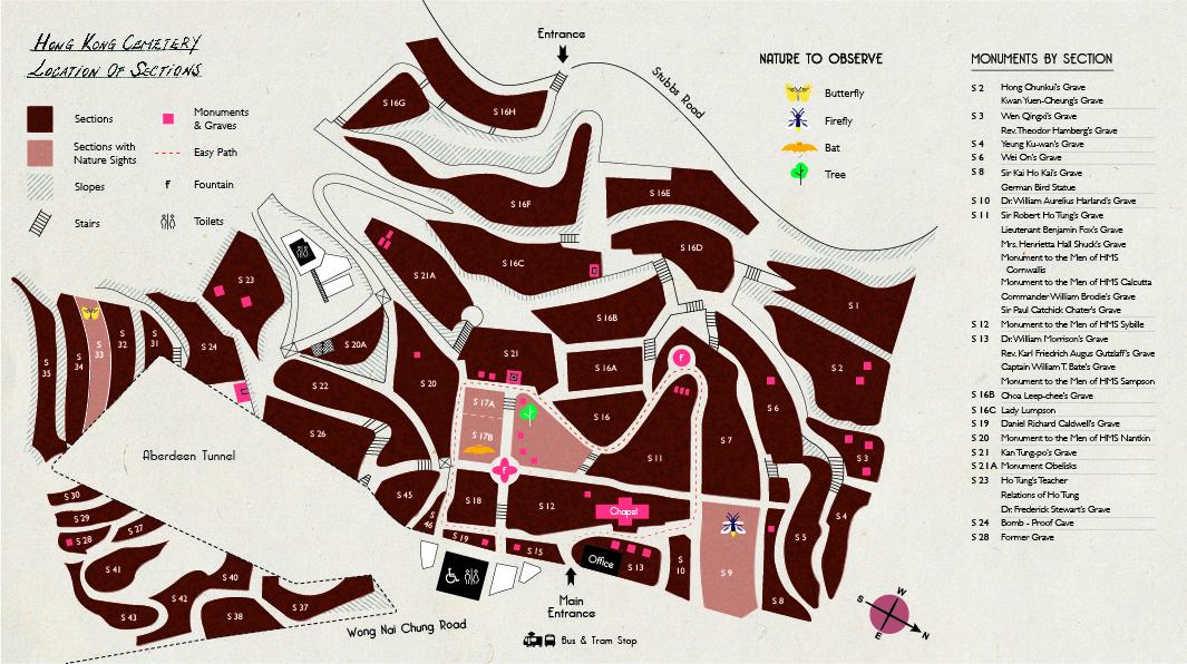Hong-Kong-Cemetery-Map_Hong-Kong-Cemetery-Preservation-Society