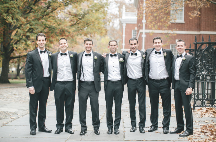 Not colorful and Adventurous... - All you need to know about Tuxedo Style!!