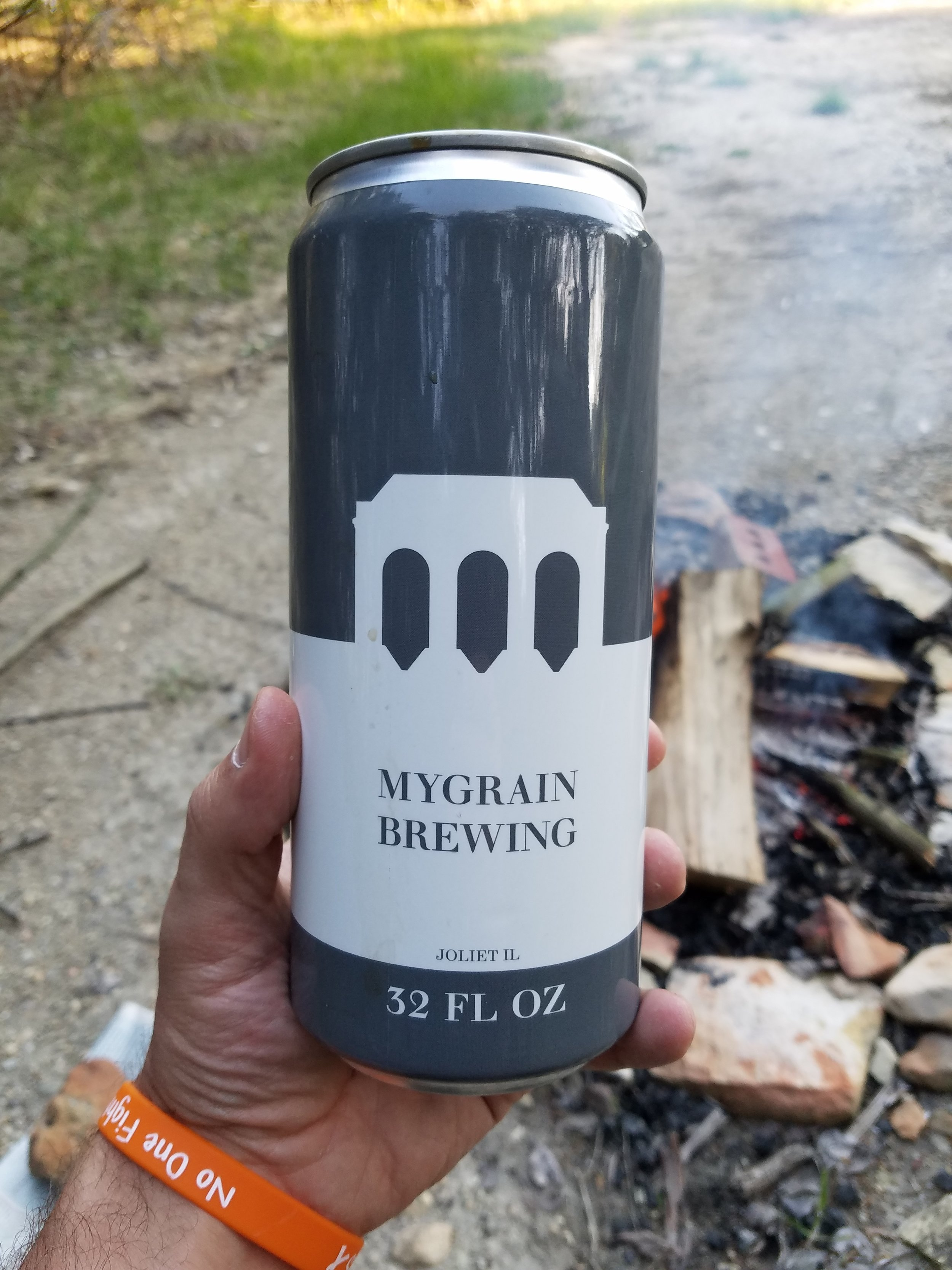MyGrain Brewing Crowler