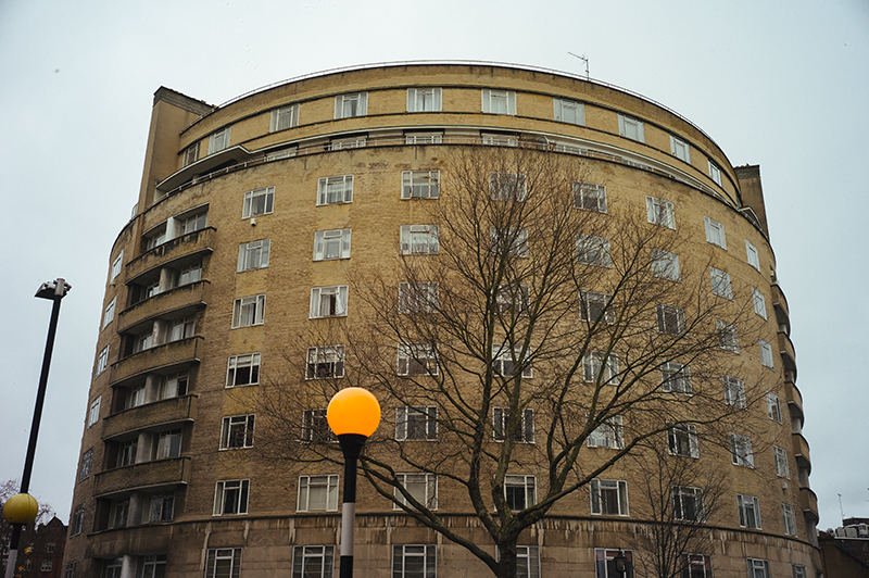 Kensington Housing, London, 2016