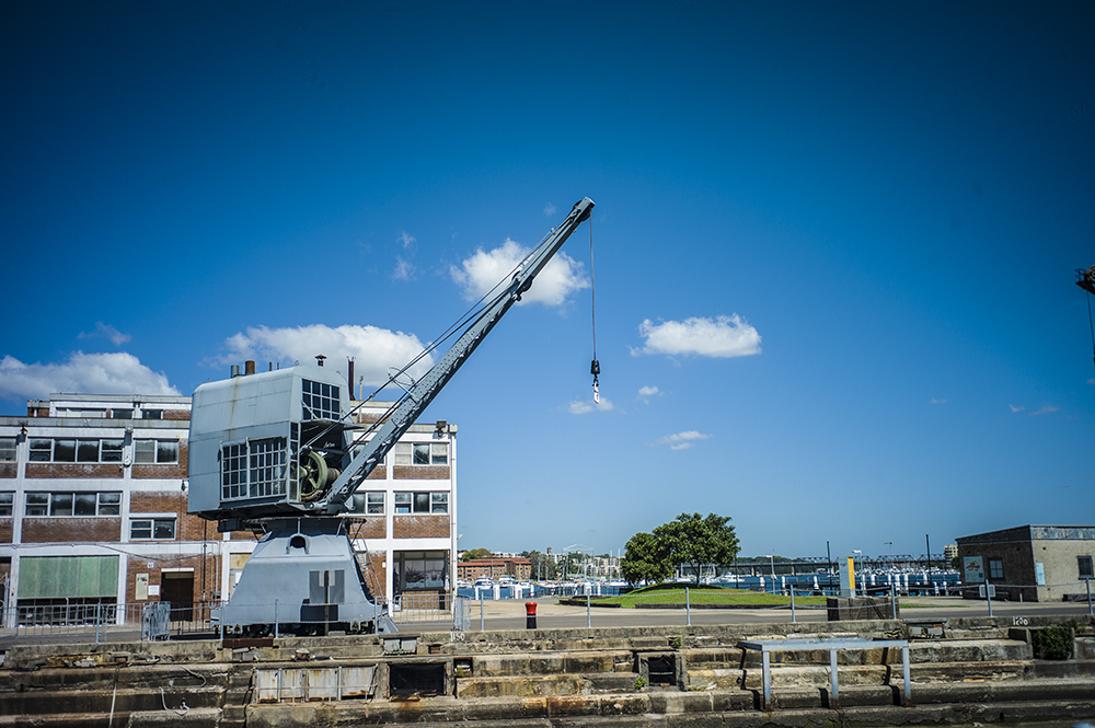 Cockatoo Island, 2018