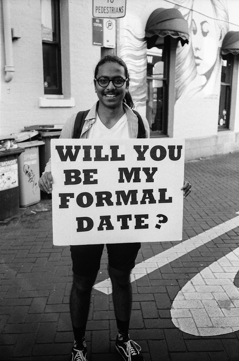 Will You Be My Formal Date?