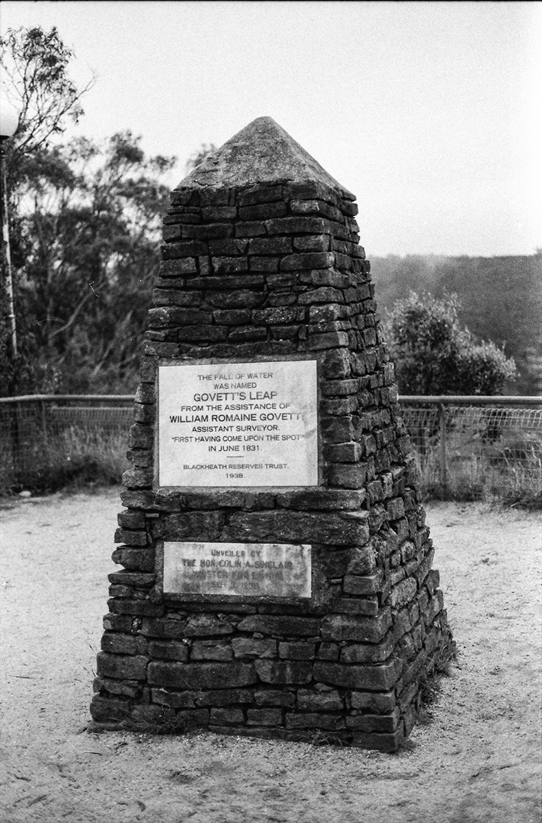 Govett's Leap, Blackheath, NSW