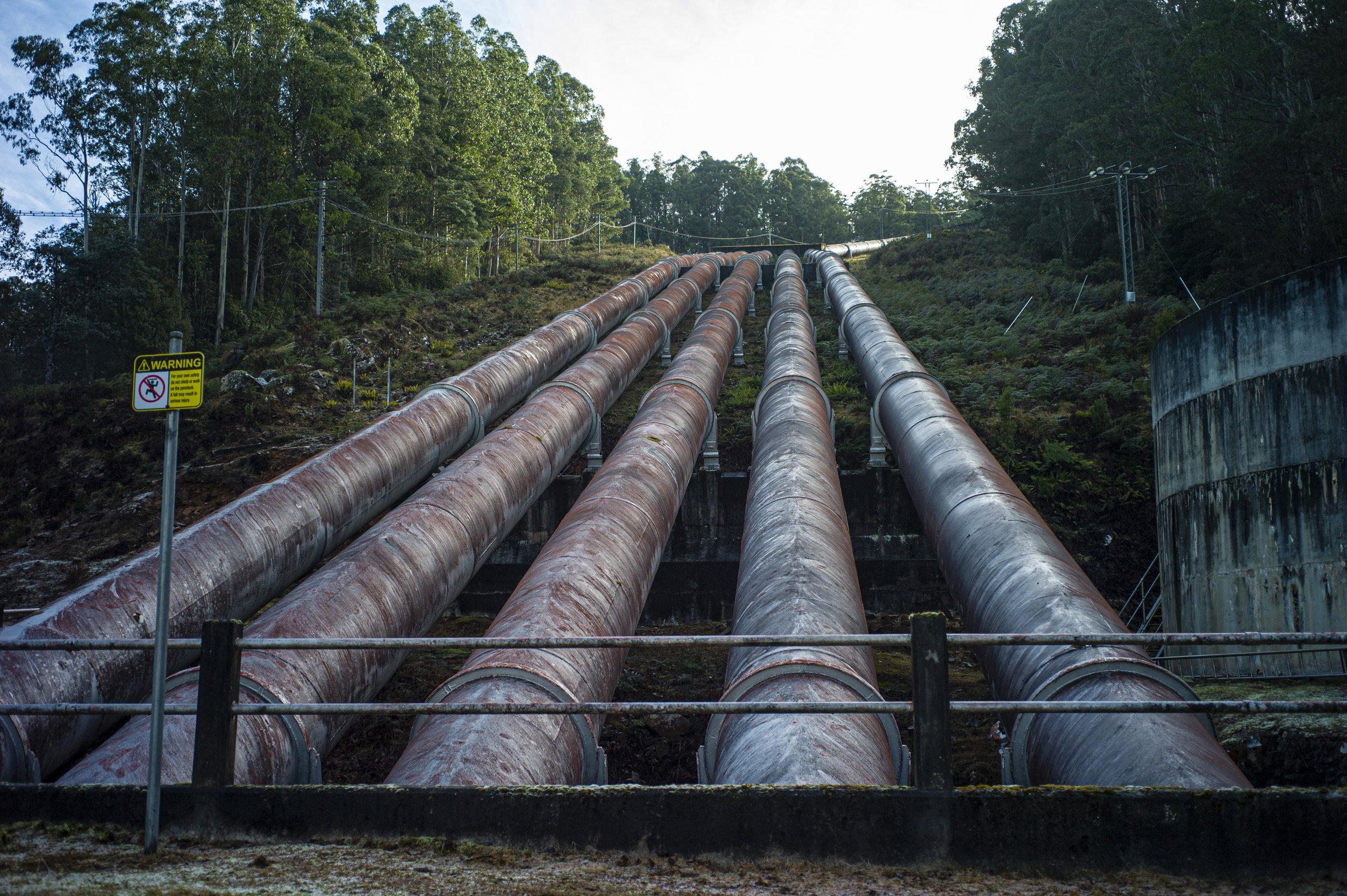 Hydro Tasmania Pipeline