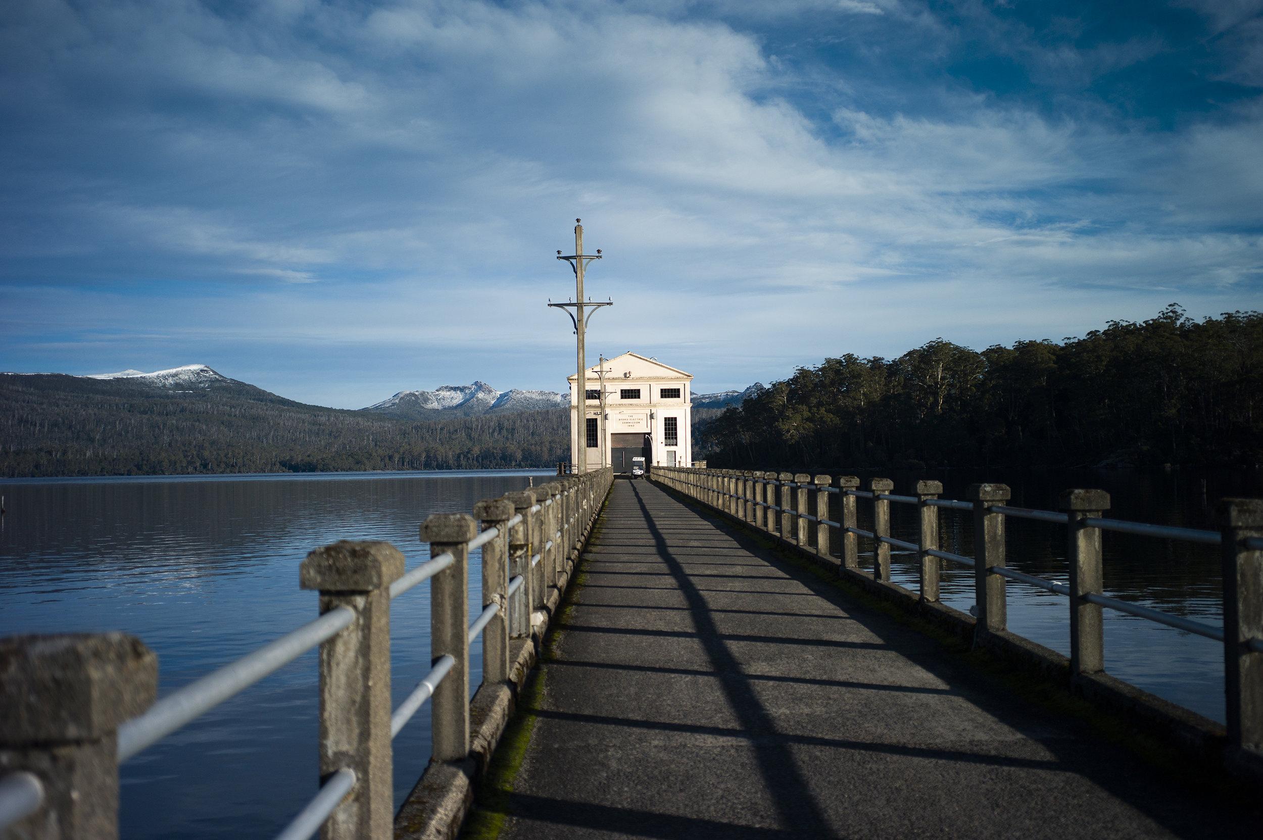 Pumphouse Point, Tasmania