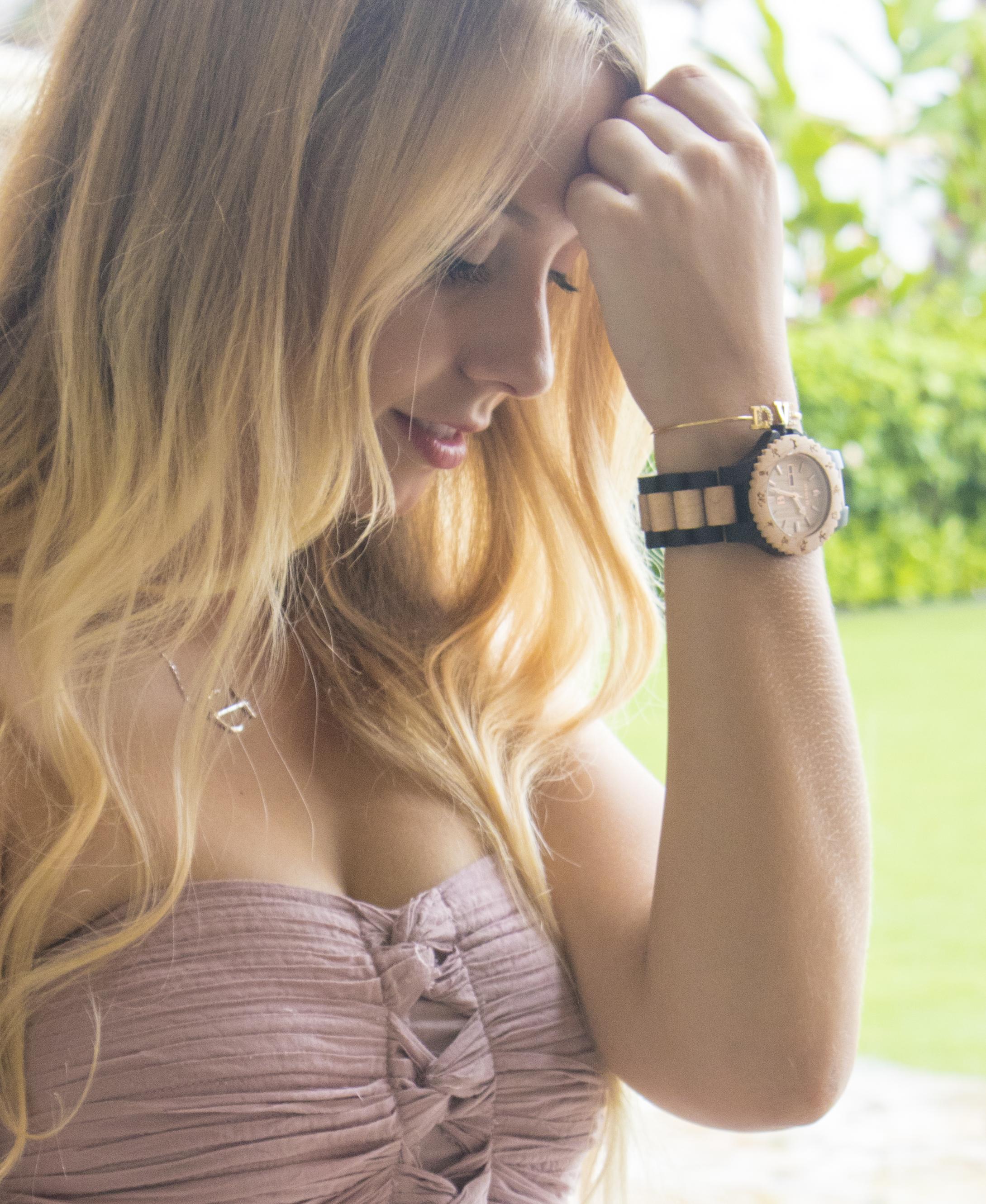 Maple - Sandalwood Watch