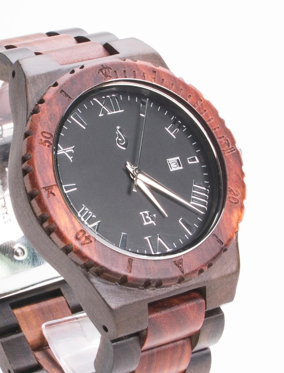Sandalwood Watch
