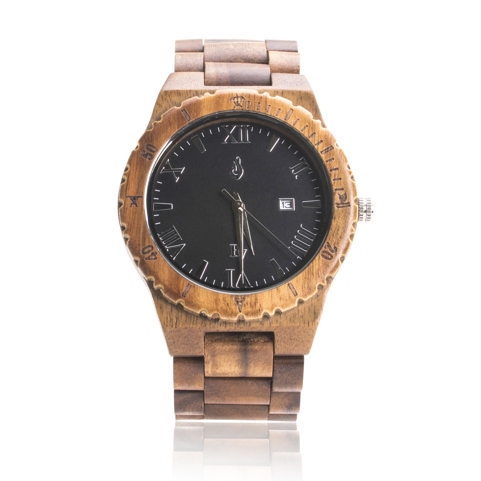 Koa wood watches for men