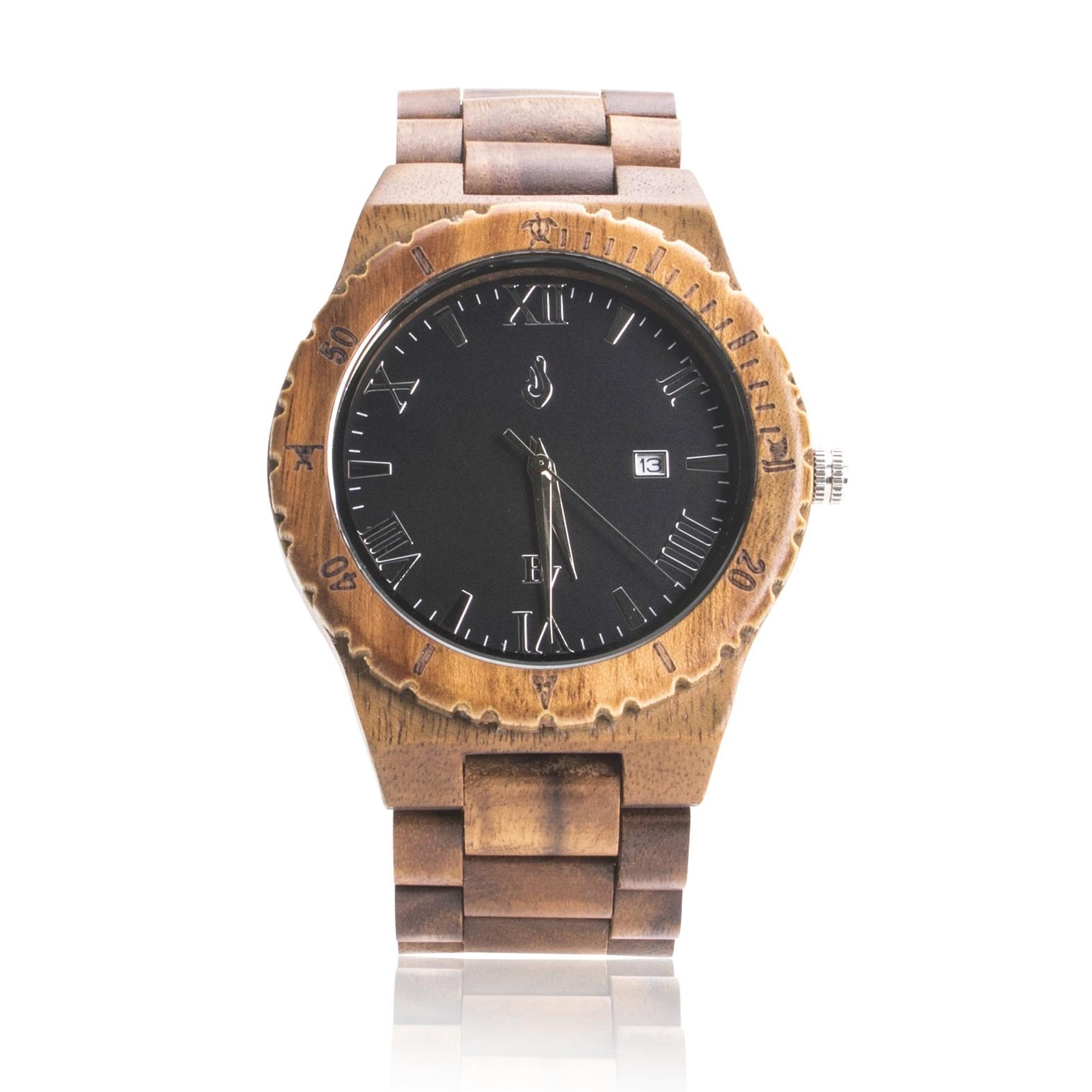Koa wood watches for men
