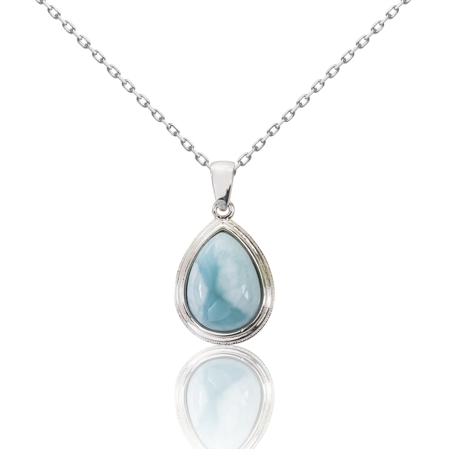 LIP1013 - tear drop pendant-chained.jpg