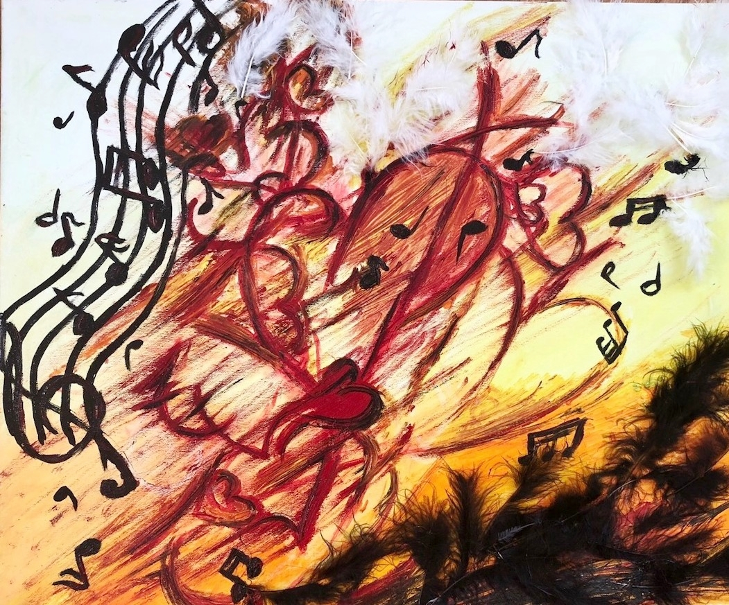 Love is like Music