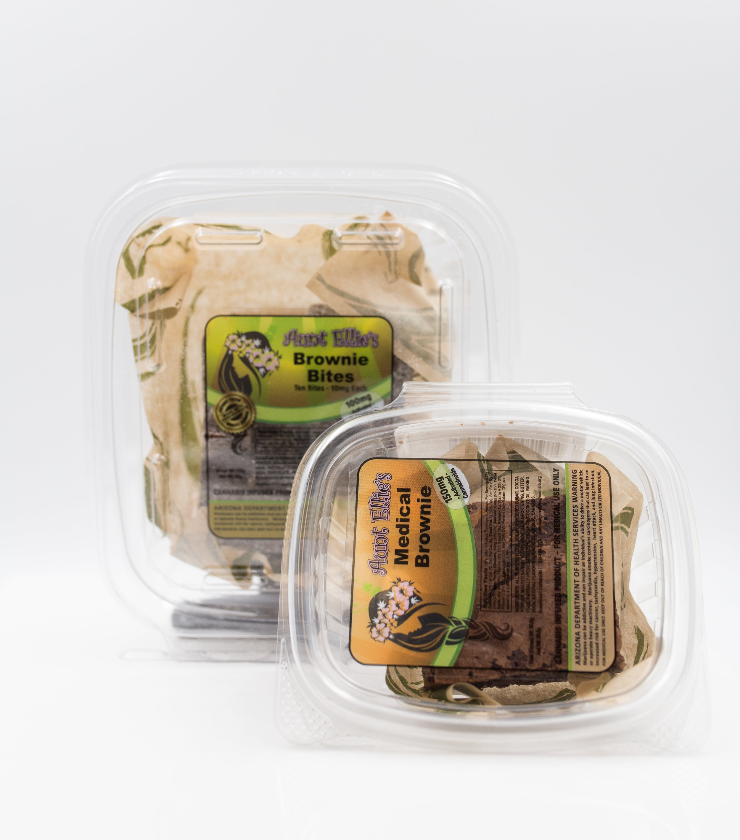 Green Halo provides many products like brownies, cookies, and medical gummies. Try out their edibles when you come in for the special!