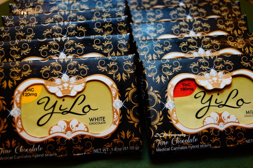 (p/c AZmarijuana.com) Yilo Chocolate bars  are just one of the many products that they make. Come try them out!