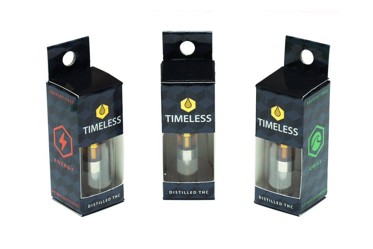 Timeless is an Arizona staple with dozens of flavors and strains!
