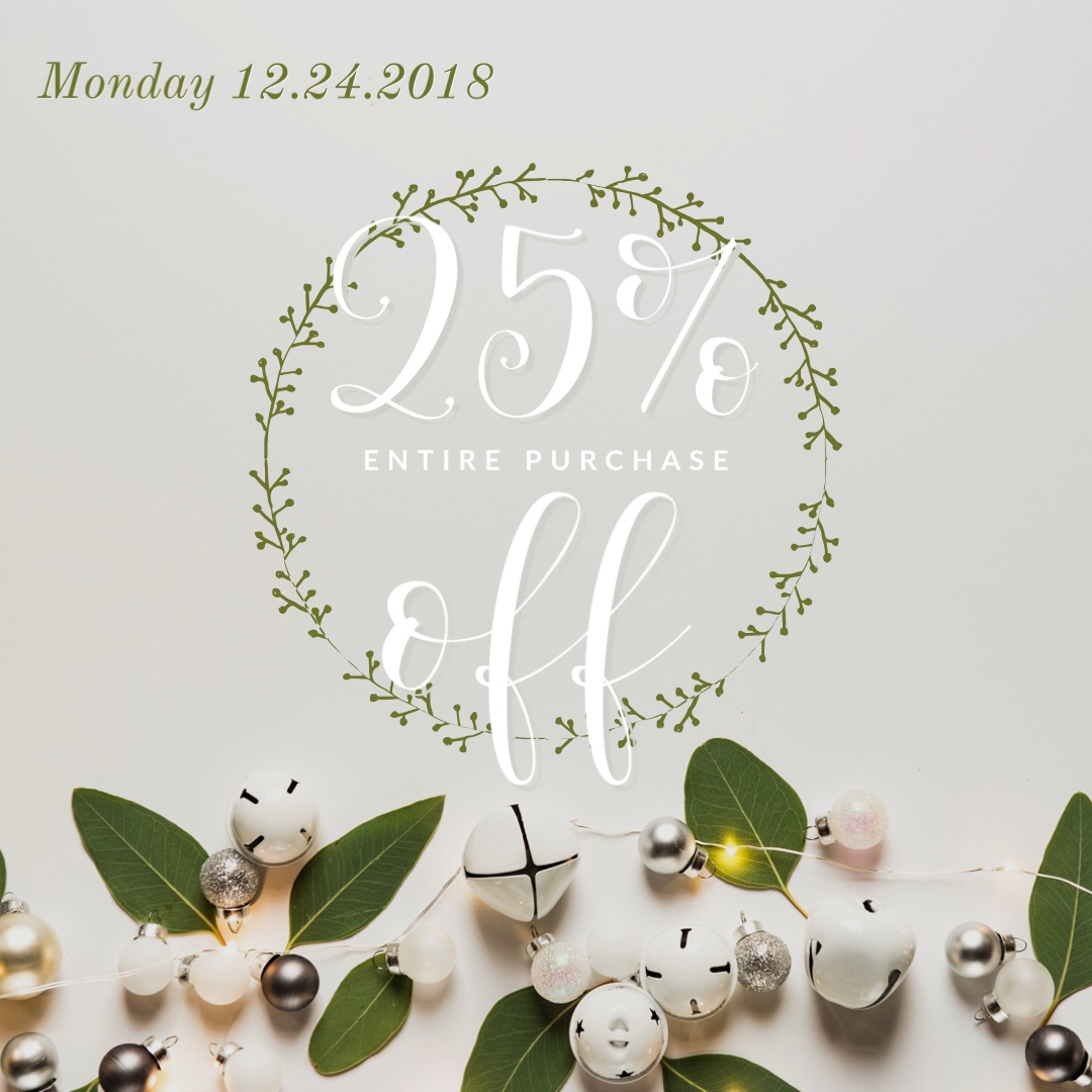 twelfth day of Christmas at Health For Life Maryland Dispensaries
