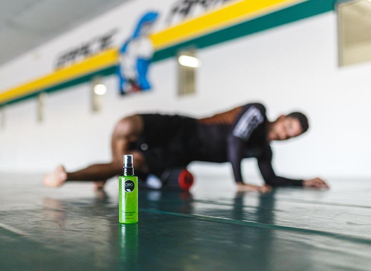 Pure CBD Pain Relief Spray