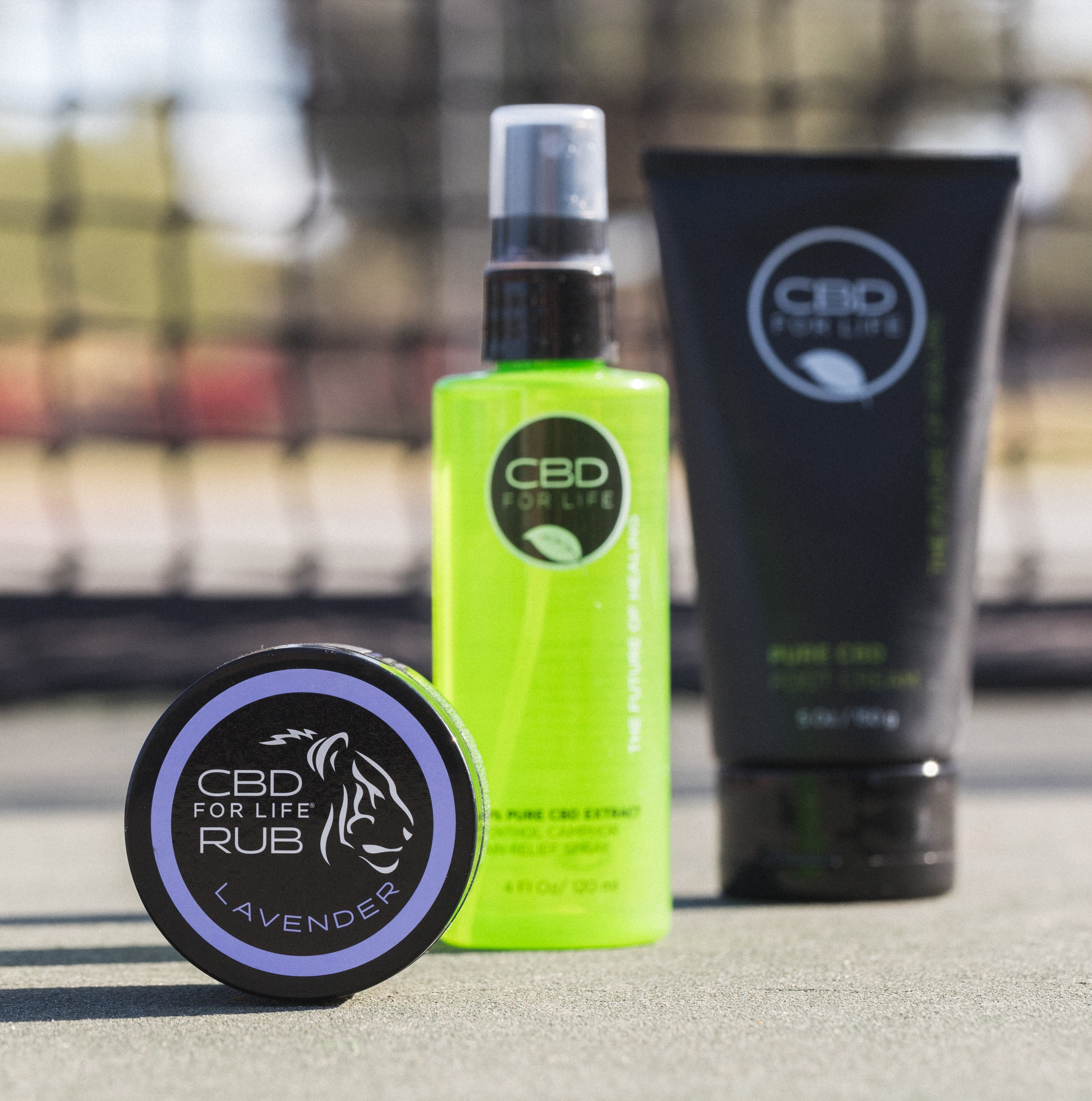 What's your favorite CBD for Life product?