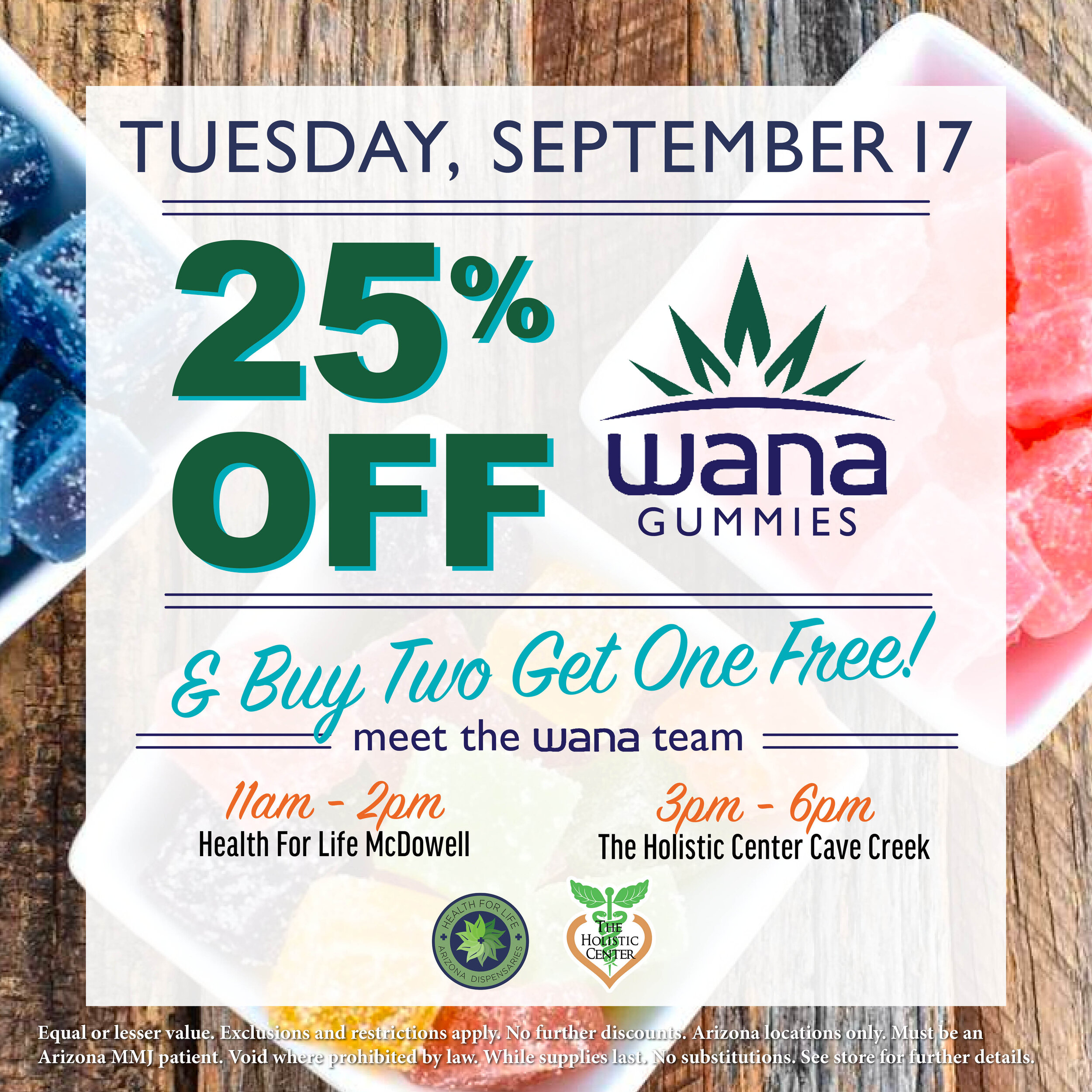 Save on WANA!