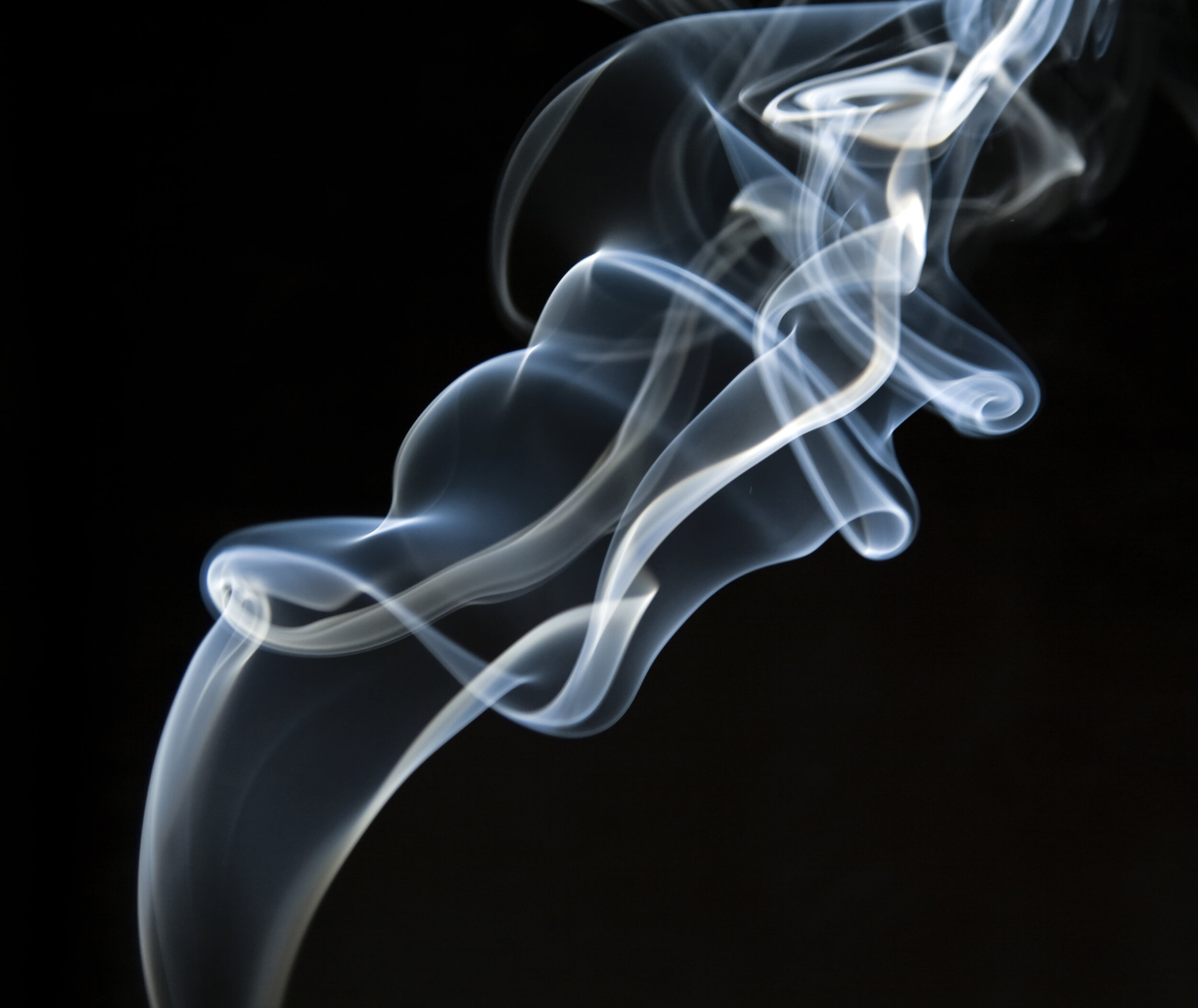 INHALATION: VAPORZED / SMOKED FLOWER, OILS & EXTRACTS  When cannabis is inhaled, the gasses enter the lungs before absorbing into the bloodstream. There are currently two prevalent types of inhalation methods: smoking and vaporizing.