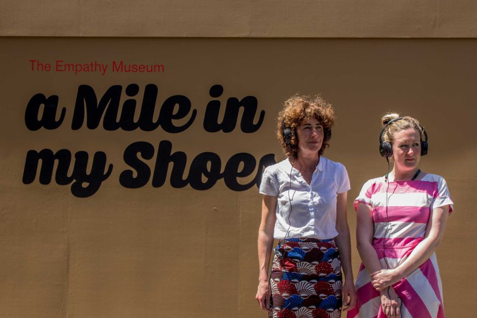 A Mile in my Shoes - Creative Team