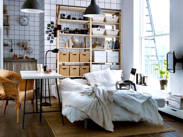 La photo fake. Il s'agit d'un intérieur IKEA. Pour qui nous prenez-vous?