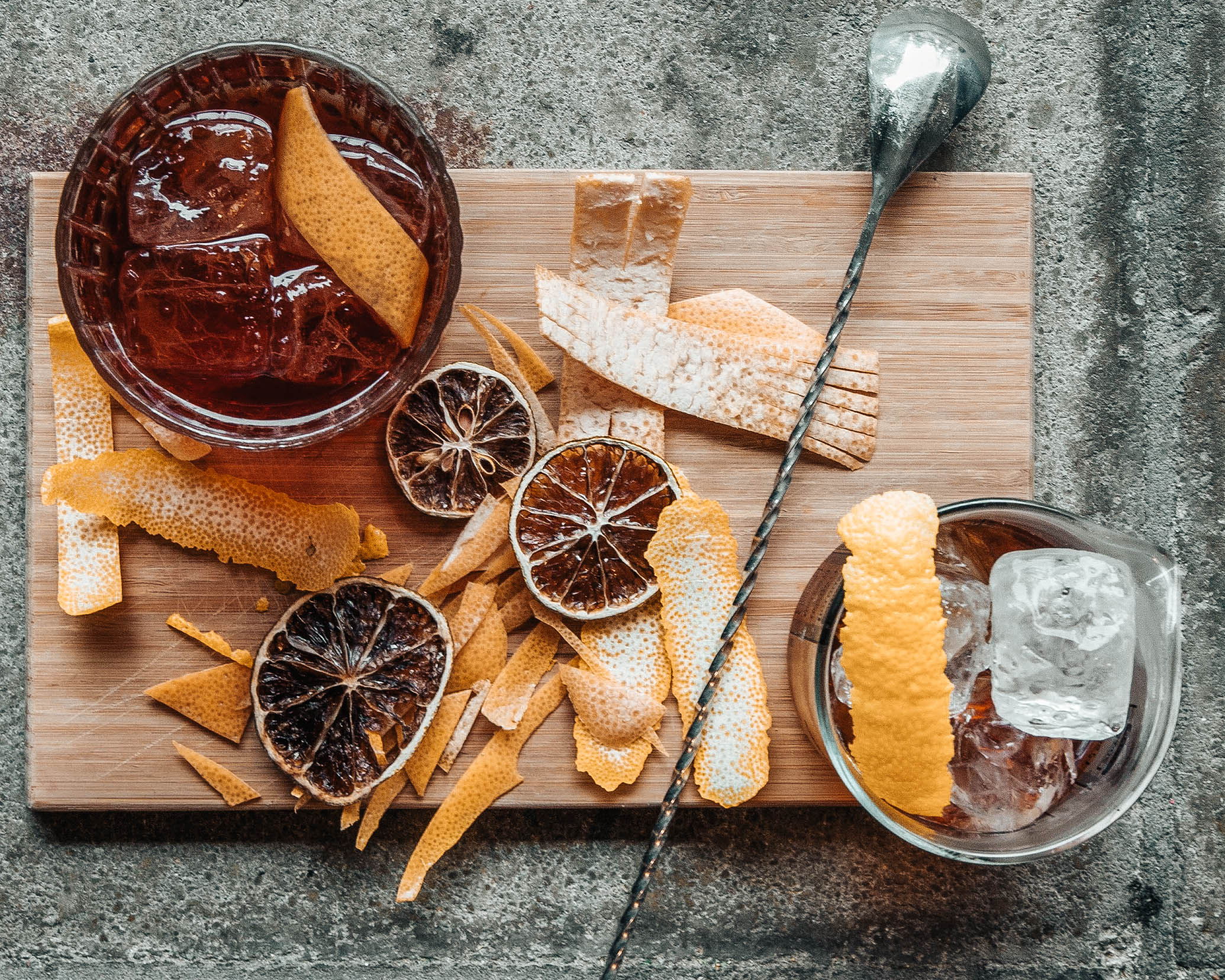 Cocktail workshops & tasting -
