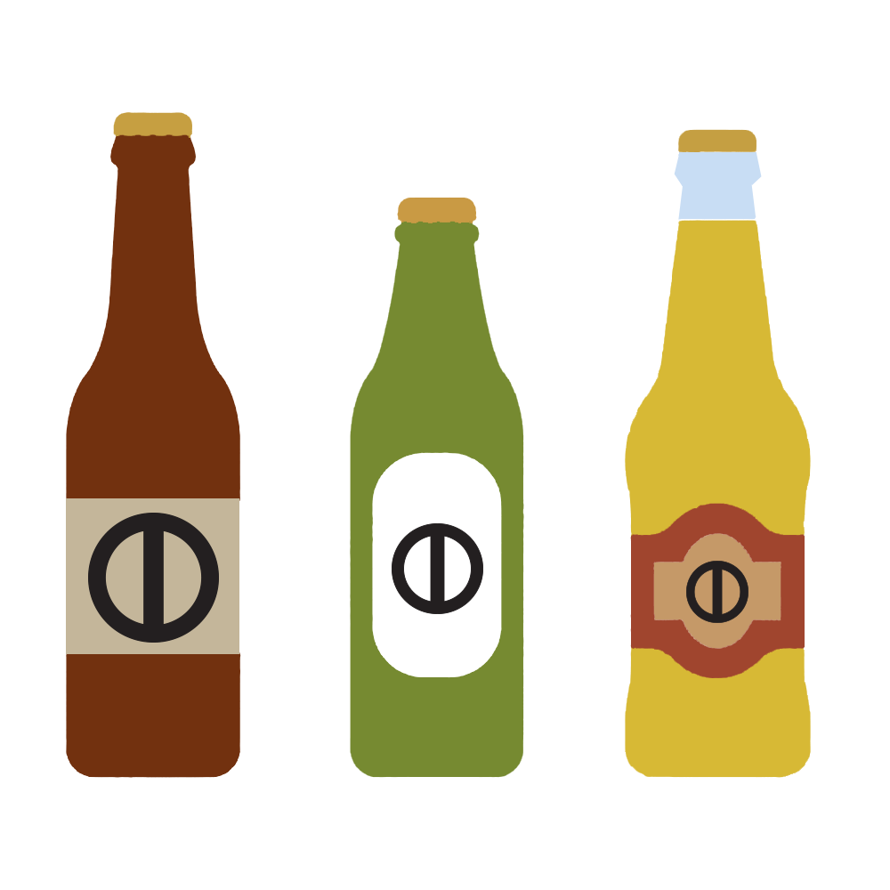Instant Beer Collection - From beer snob to novice taster, this collection of 100 beers is certain to open your mind to a new favorite!