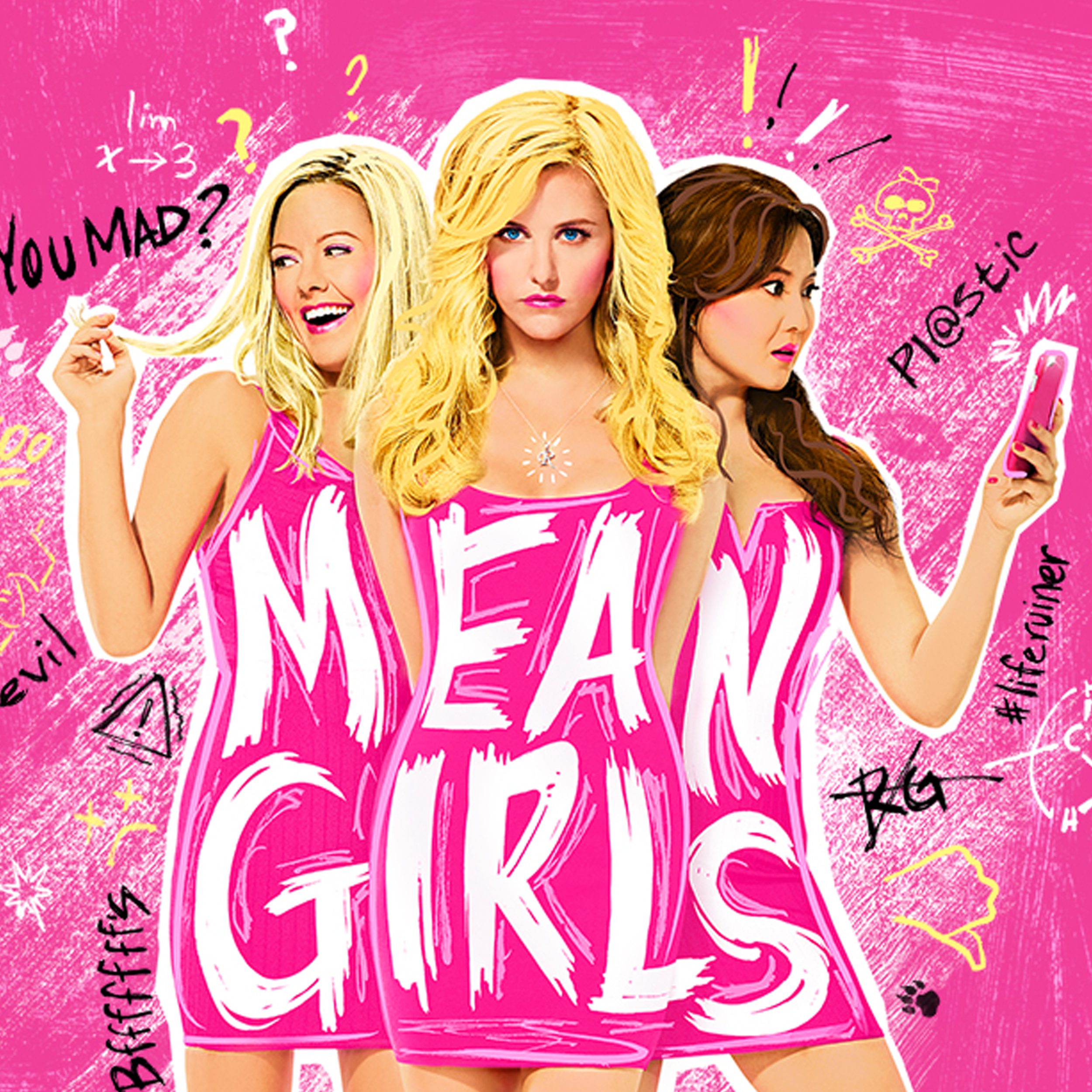 Broadway's Mean Girls with Backstage Tour - Enjoy two house seats for the smash hit musical Mean Girls. After the show, join performer Gianna Yanelli backstage for a tour and see how the magic happens!