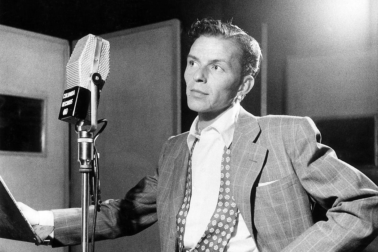Sinatra at Columbia Recording Studios, Liederkrantz Hall