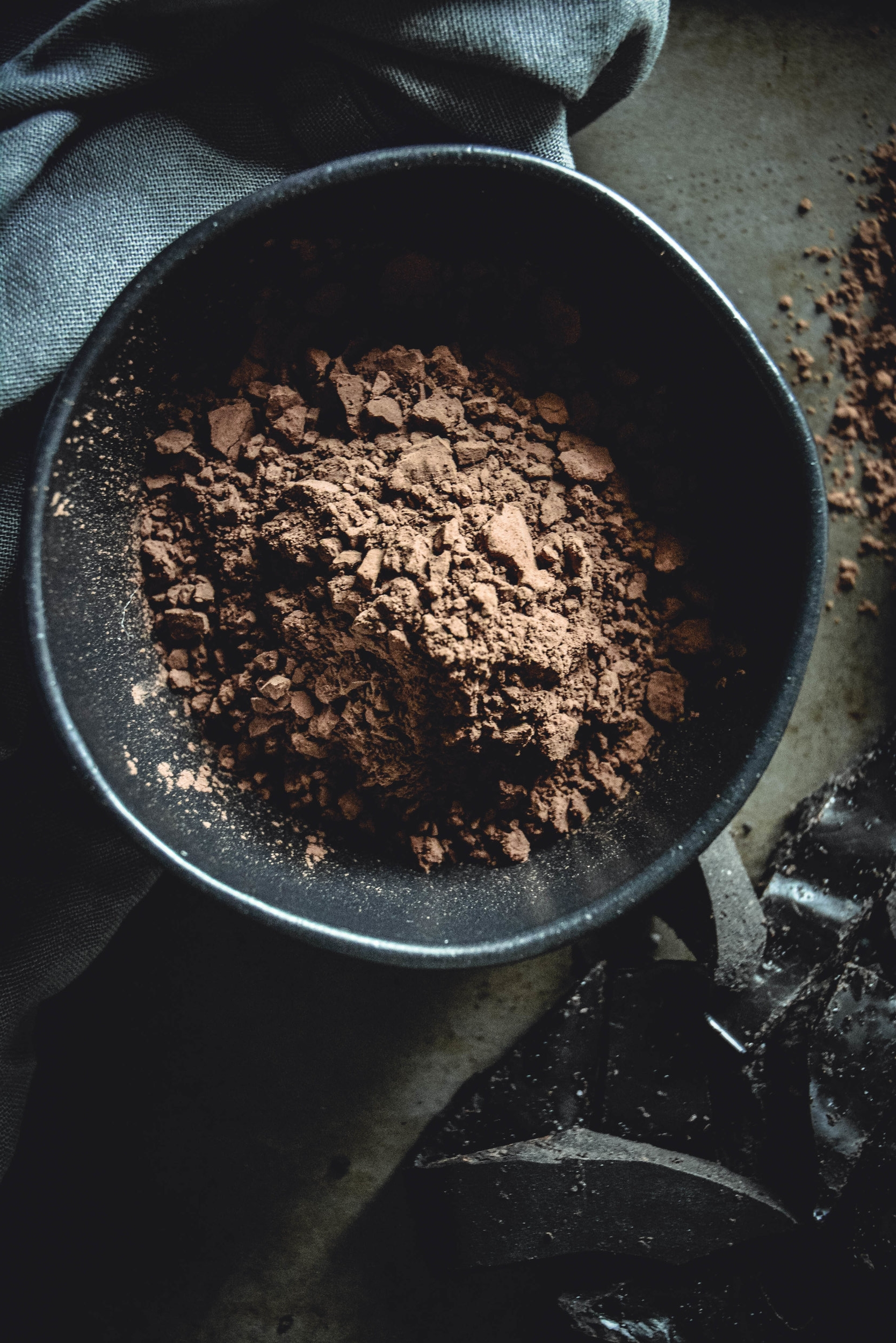 4 ingredient paleo chocolate