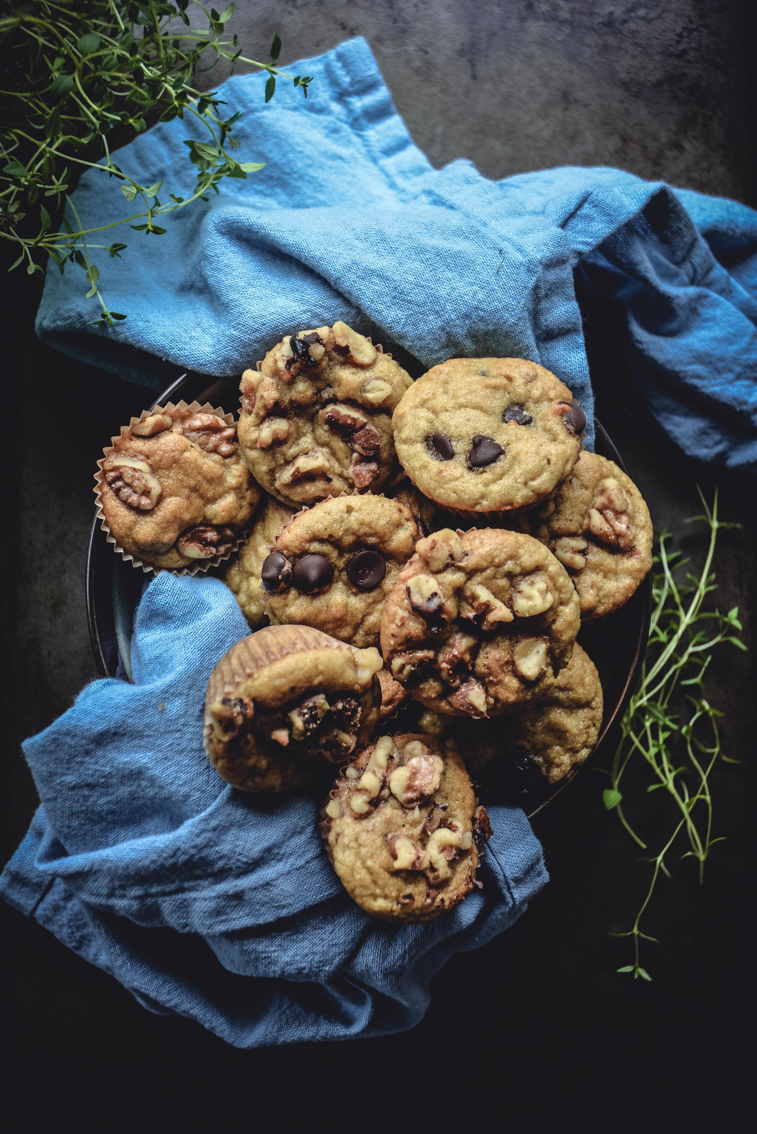 paleo collagen mini muffins 3 ways