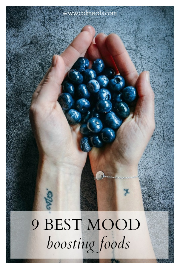 Can food impact mood? Absolutely! Eating mood boosting foods is a lot easier than we think. Check out the post to learn more about the foods and supplements! #moodboosting #foodformood #goodmoodfood #lowcarb #paleo #whole30 #glutenfree #dairyfree #eatrealfood