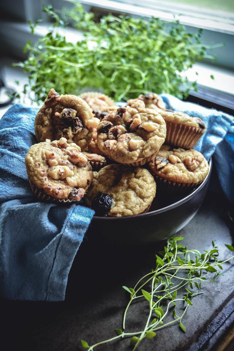 collagen mini muffins 3 ways