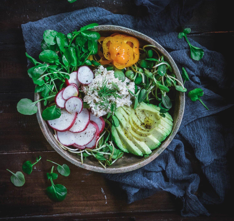 essential tuna salad