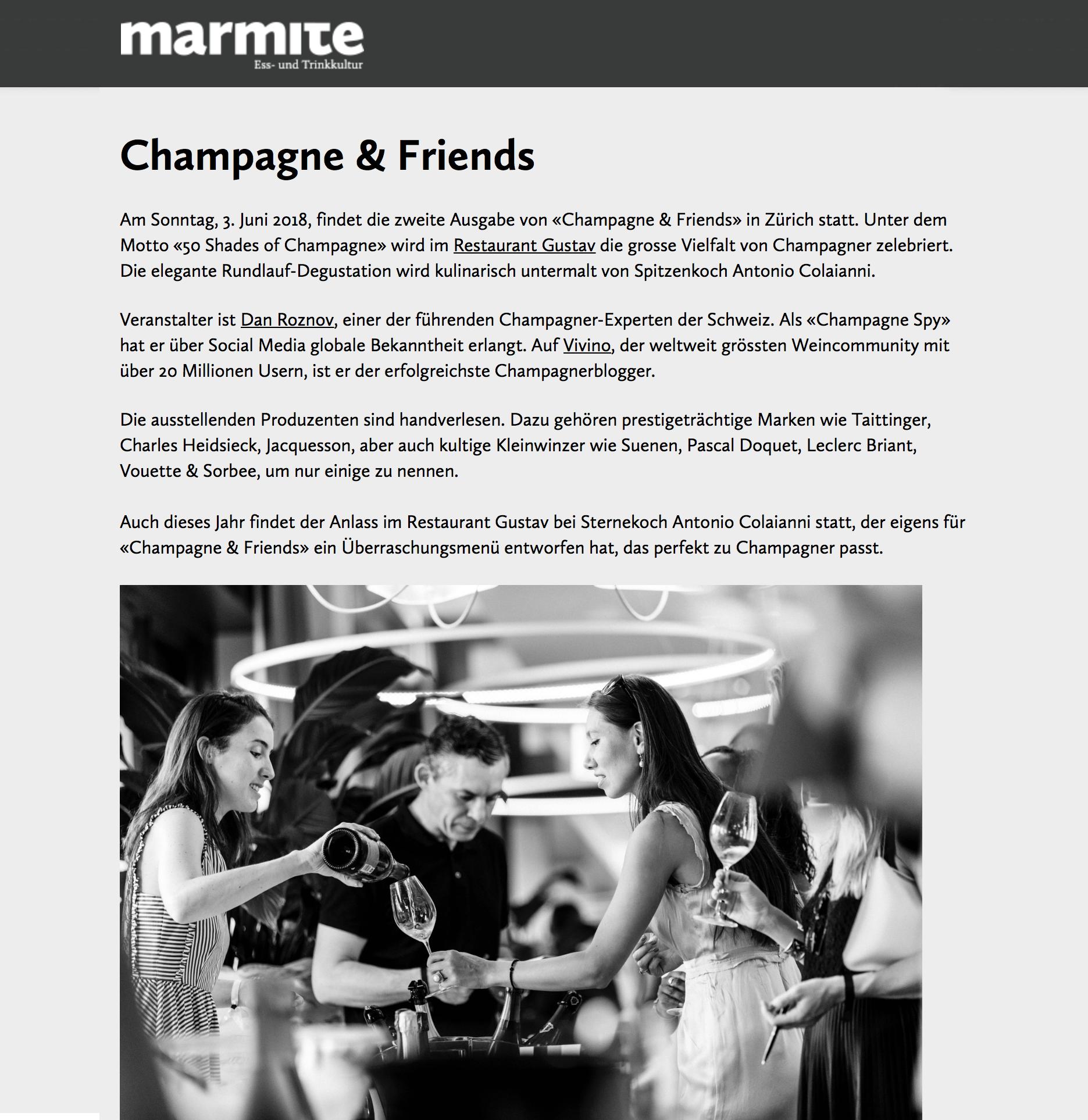 Marmite Magazine
