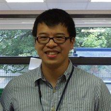 Dr. Christopher Yau.