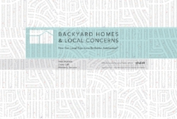 Backyard Homes & Local Concerns