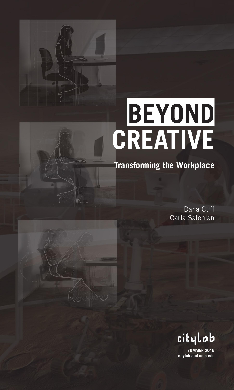 Report: Beyond Creative  Cuff, Salehian