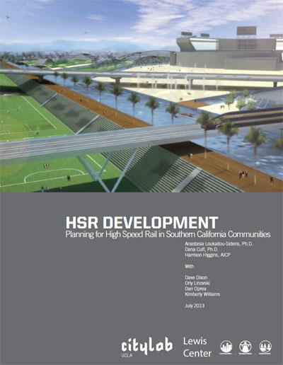 Report: HSR Development